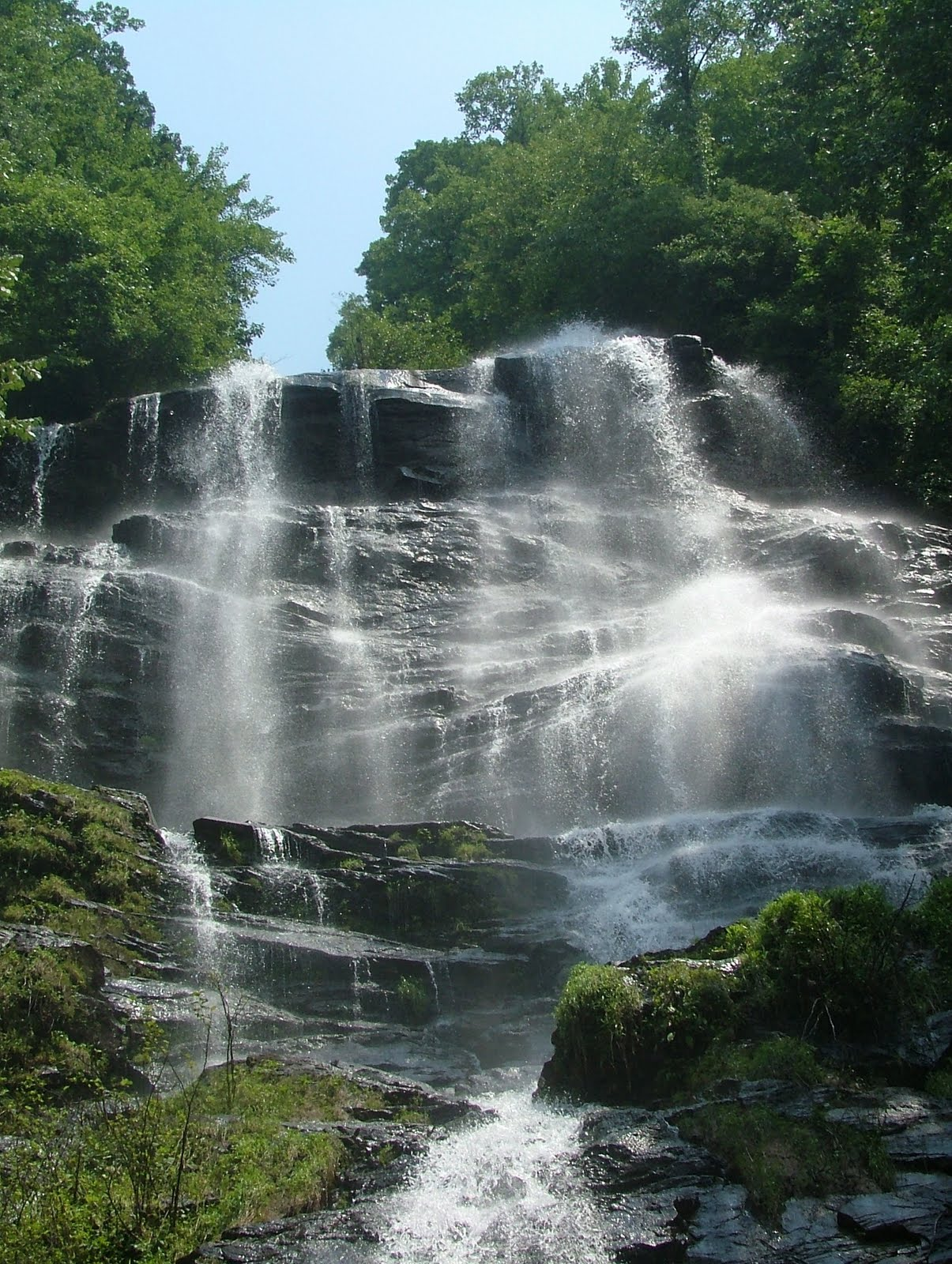 Rv Rentals Usa S Famous Waterfalls