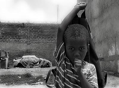 Sal, Cabo Verde, Setembro de 2005
