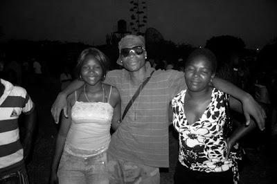 Chimoio, Moçambique, Outubro de 2008