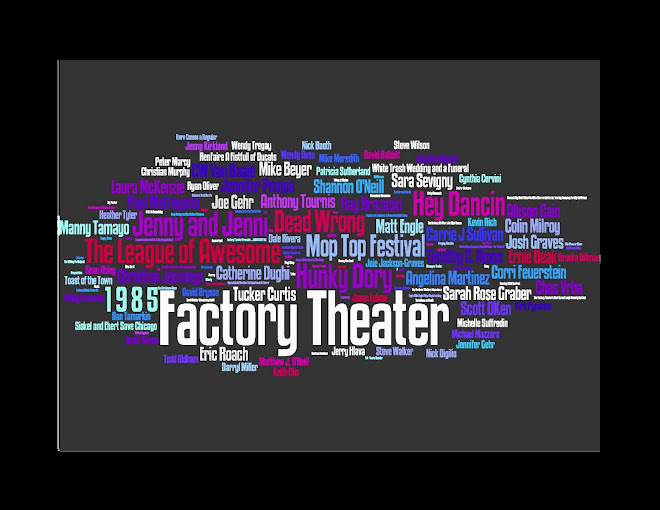 The Factory Theater Blog