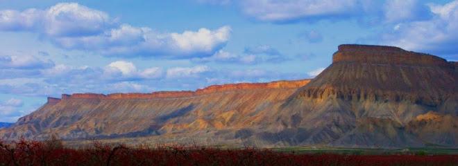 Bookcliffs near Grand Junction