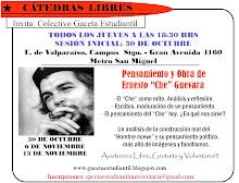 Cátedras Libres 2008 - CHE