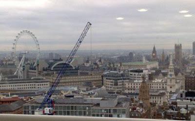 UFO in London