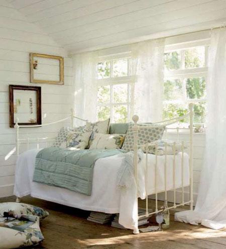 Mimundoamimanera habitaciones vintage - Dormitorio vintage chic ...