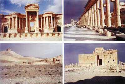 Palmyra, Syrien