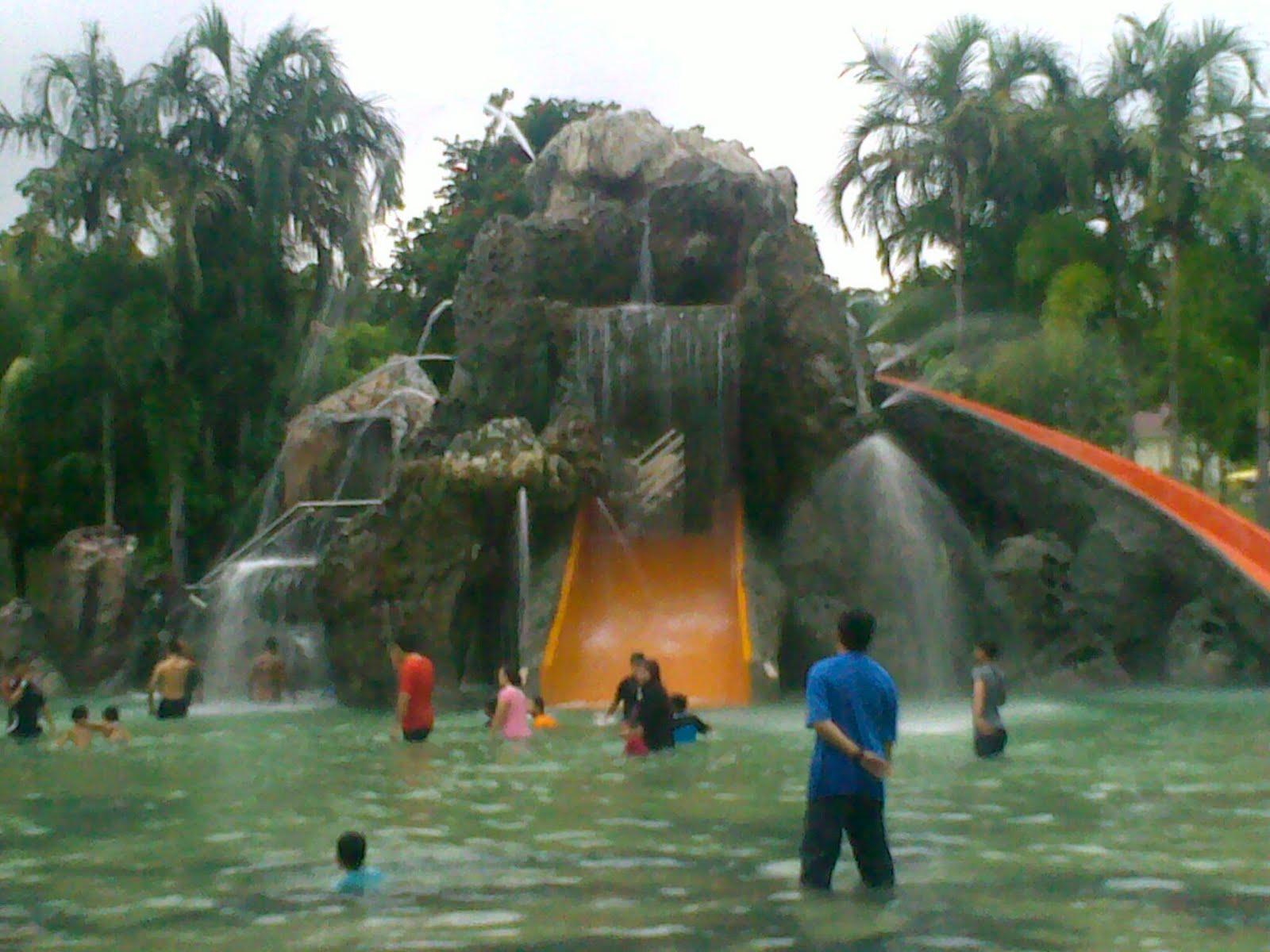 Sungai klah hot springs - Felda Residence Hot Springs Sungai Klah Sungkai Perak Malaysia