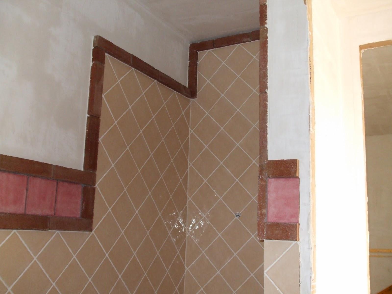 Azulejos alicatados y alicatadores alicatado r stico - Azulejos rusticos cocina ...