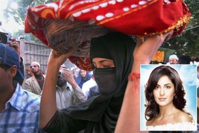 Katrina Kaif in Veil
