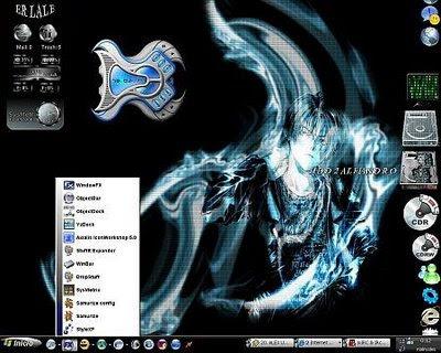 Temas para Windows XP com Instaladores v.2009
