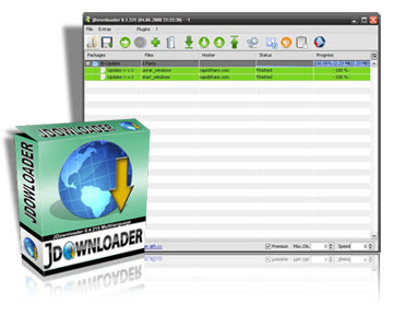 Download JDownloader 0.9.579 Completo