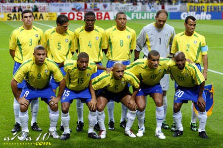 Brazil will win world cup 2010 brazil national football - Bresil coupe du monde 2002 ...