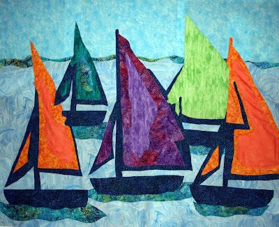 Ravelry: June Sailboat pattern by Martha Brooks Stein