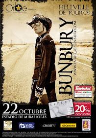 Bunbury en Lima