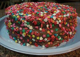Torta estrelinhas