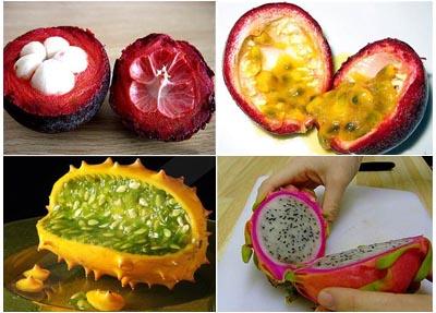 cools fruit exotic fruits