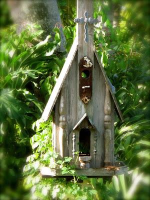 Weird Bird Studio Amazing Bird Houses