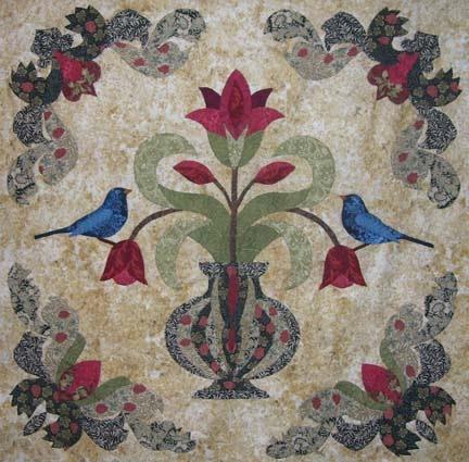 Barbara Brackman's MATERIAL CULTURE: William Morris Reproductions ... : william morris quilt patterns - Adamdwight.com