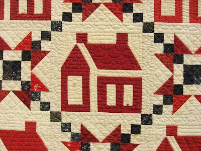 Barbara Brackman's MATERIAL CULTURE: Underground Railroad Quilts : underground quilt - Adamdwight.com