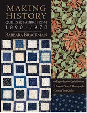 Making History: Quilts &amp; Fabric From 1890-1970