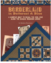 Borderland in Butternut and Blue
