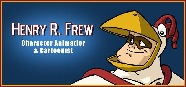Henry R. Frew's Art