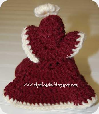 Free Crochet Pattern 70707AD Amigurumi Reindeer : Lion Brand Yarn