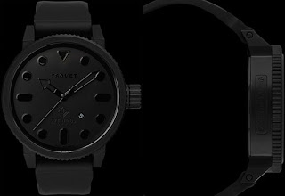 Men's Threads: Things I Want: Black watch by Tsovet