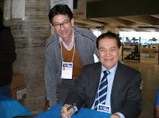 Divaldo Franco & Raul Franzolin