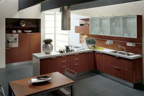 Cabinets for kitchen italian kitchen cabinets design for Italian kitchen pics