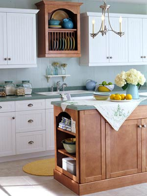 Wood Colors For Cabinets