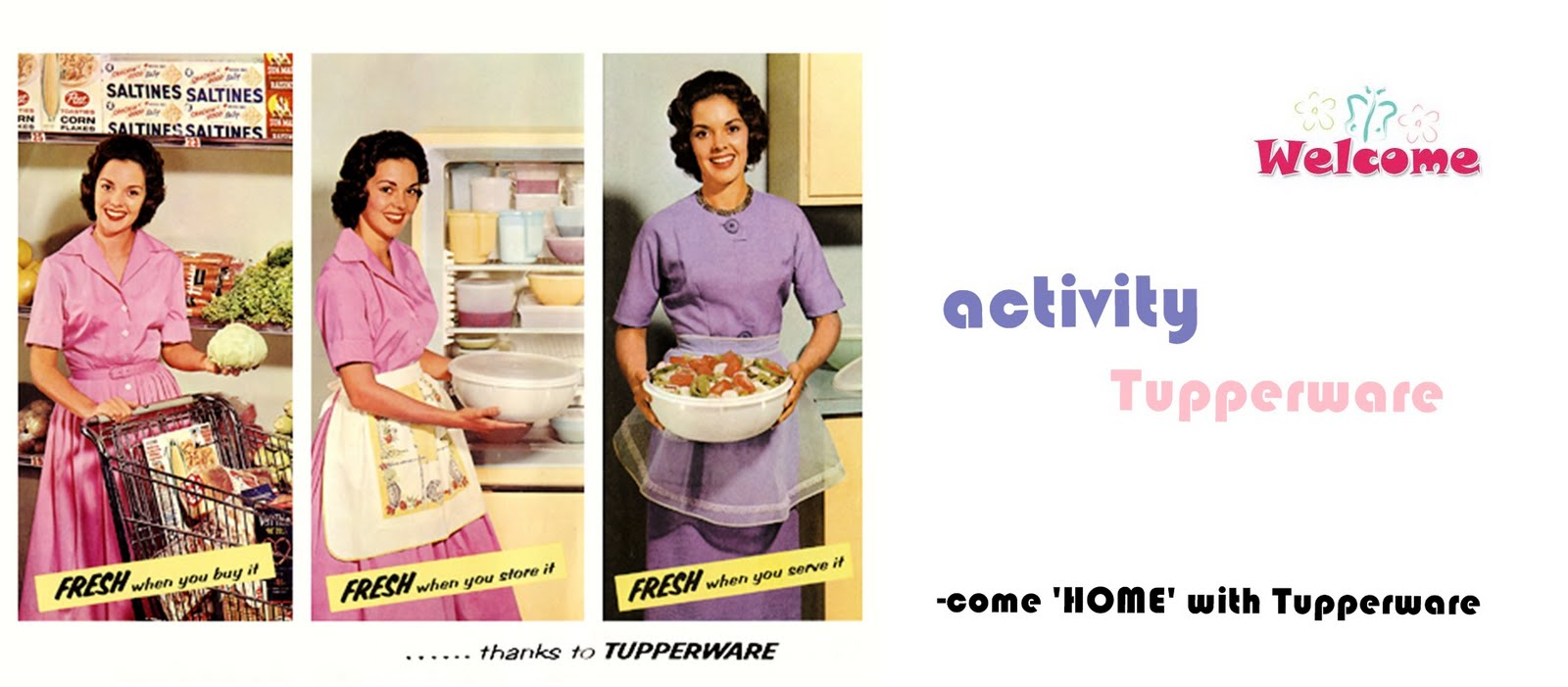 activity Tupperware