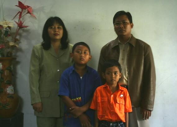 Keluarga Tyas Tri Arsoyo