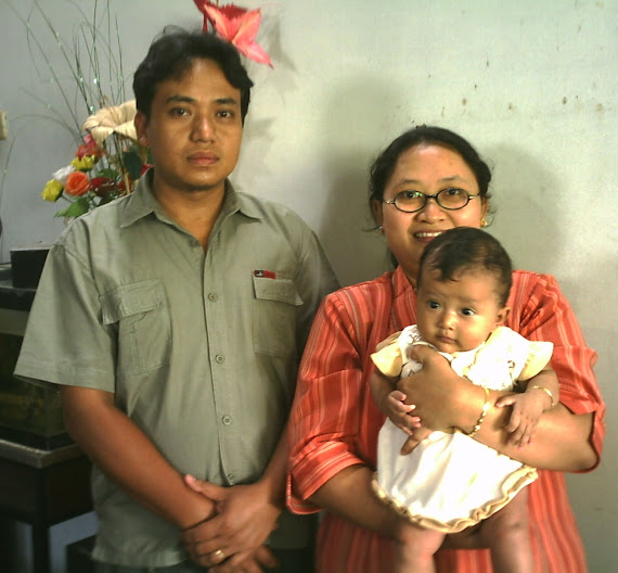 Keluarga Yovita Diana Ratnaningtyas