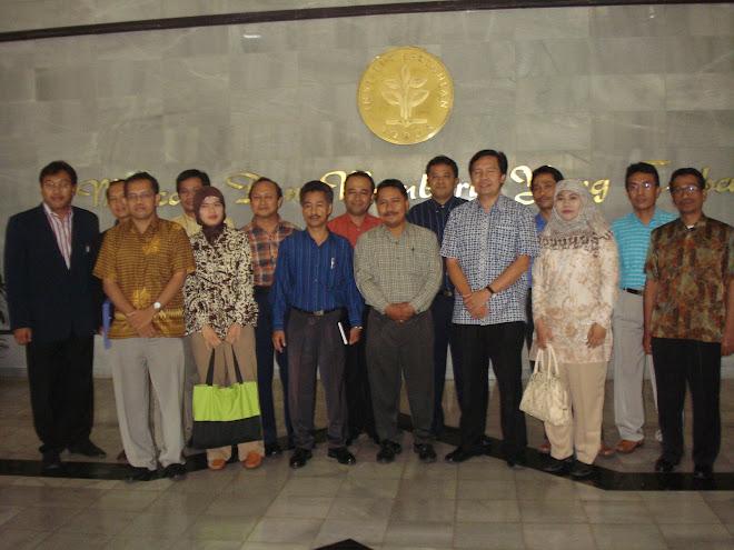 Studi Banding IPB Bogor Juli 2008