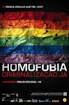 Pela criminalização da homofobia.