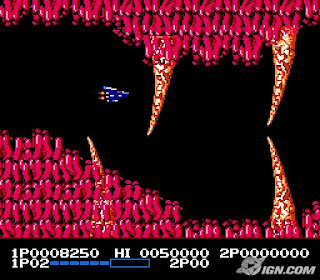 Lifeforce is better than Gradius