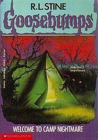 Goosebumps Mania: Welcome to Camp Nightmare