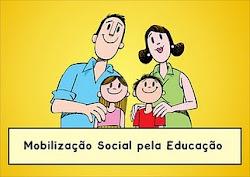 Participe da Mobilização Social pela Educação