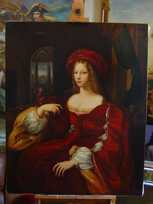 les tableaux que j'aime Peinture+Jeanne+d+%27Aragon