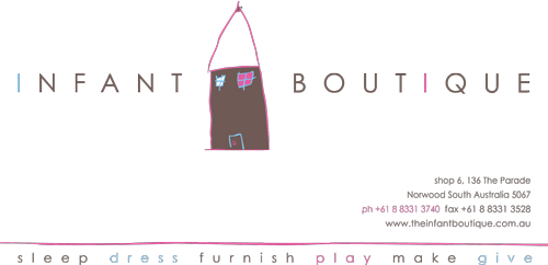 Infant Boutique Blog