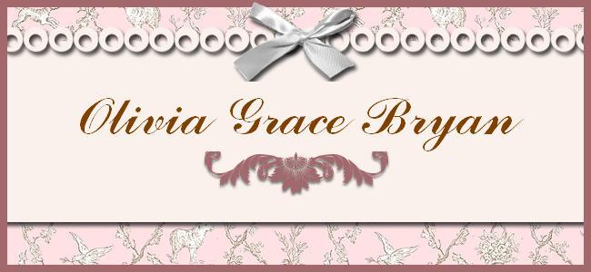 Olivia Grace Bryan