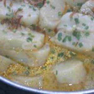 makanan tradisional condition