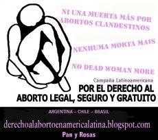 CAMPAÑA LATINOAMERICANA POR EL DERECHO AL ABORTO