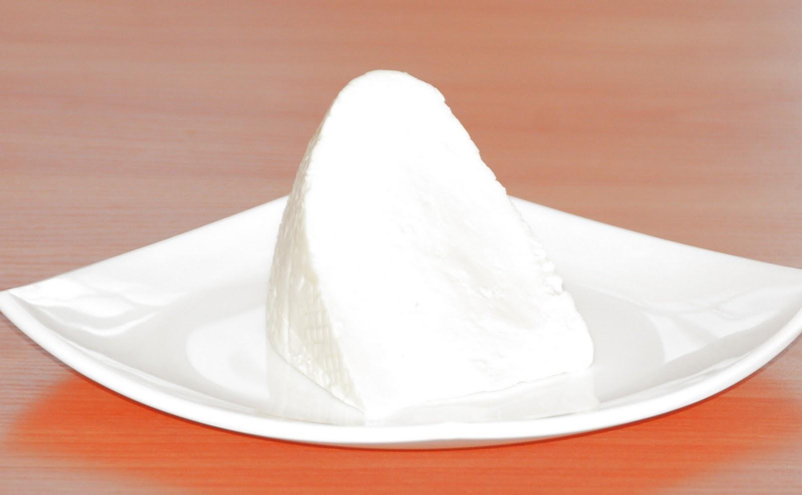 Брынза из козьего молока в домашних условиях