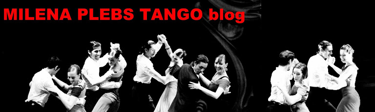 MILENA PLEBS TANGO blog