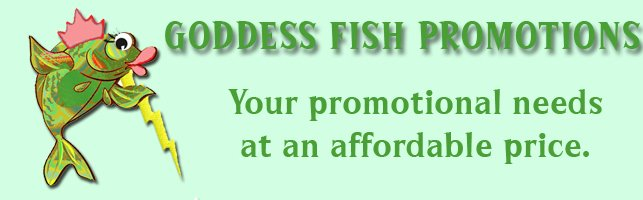 Goddess Fish Test Blog