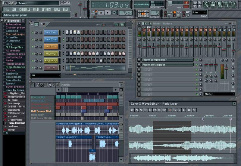 Fl studio 9 xxl full version crack