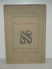 """""""El Aleph"""" de J.L. Borges cumplirá 60 años el 26 de junio de 2009."""