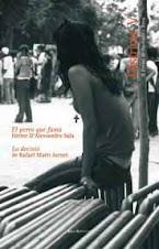 El perro que fuma. Hector D'Alessandro. Ellago Ediciones.