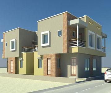 Architectural Design Plan And Elevation India Joy Studio
